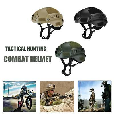 3 Color MICH2000 Helmet Outdoor Airsoft Military Tactical Combat Riding Hunting