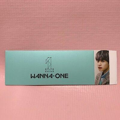 WANNA ONE Lee DAEHWI Official COVER SLEEVE Only Power of Destiny Romance Ver.