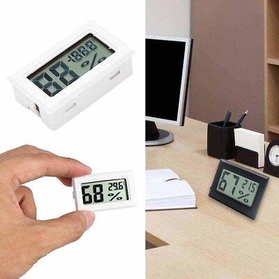 HY-11 Mini Digital LCD Thermometer Hygrometer Humidity Gauge Temperature Meter