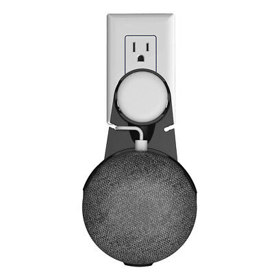 Wall Mount Holder Hanger Grip for Google Home Mini Voice Assistants EU Version