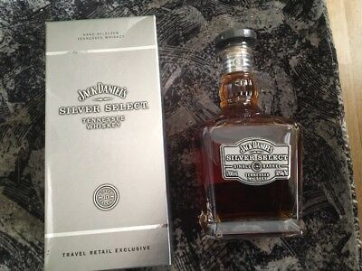 JACK DANIEL'S SILVER SELECT  0,7L 50% Tennessee Whiskey