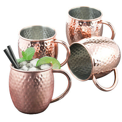 bremermann Trinkbecher in Moscow Mule-Optik
