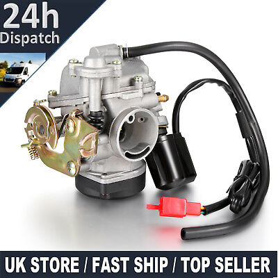 50CC 4 Stroke Carburettor Carb For GY6 139QMB Scooter Moped Bike Pulse Jinlun