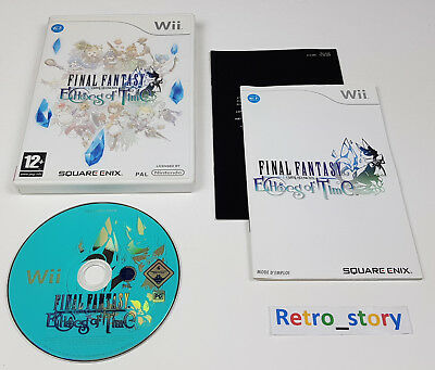 Nintendo Wii - Final Fantasy Crystal Chronicles : Echoes Of Time - PAL - FRA