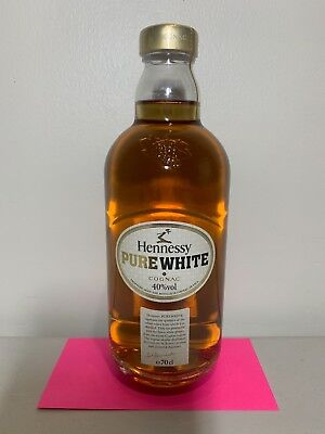 Hennessy Pure White Cognac 100% Authentic Not Empty