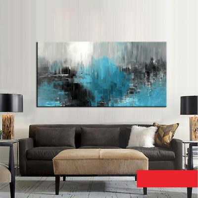 Wall Picture 100% Hand Painted Modern Abstract Oil Painting On Canvas no frame