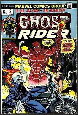 Ghost Rider #2 FN-