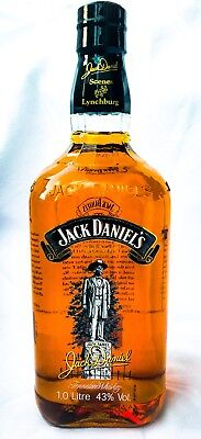 Jack Daniels * Scenes from Lynchburg * No. 1 * Number One * 1 Liter!