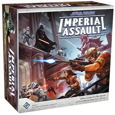 Star Wars Imperial Assault Miniatures Board Game Base Set BRAND NEW SEALED