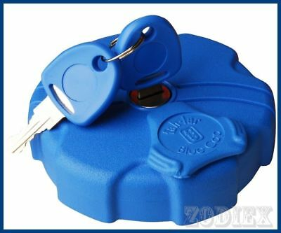 Locking ADBLUE Fuel Tank DEF Cap Fits SCANIA 60mm