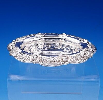 Chrysanthemum by Tiffany and Co Sterling Silver Salt Dip Master #6234 (#3097)