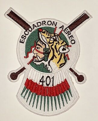 Mexico, Air Force Patch 8