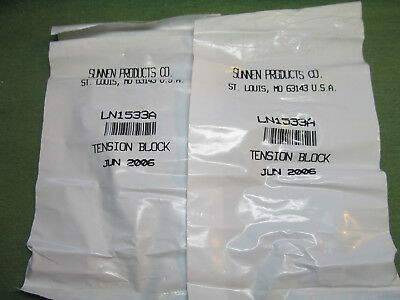 Sunnen LN1533A Tension Block - New in Package - Free Shipping