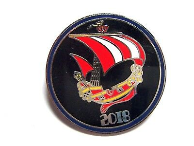 Disney Pin 2018 Dated Park Icons Booster - Peter Pan's Flight [127302]