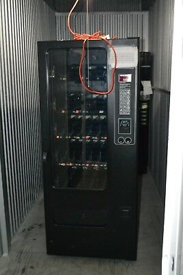 Snack and Beverage vending machine combo