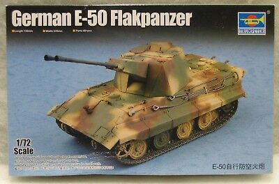 Carro German Dicker Max Kit 1:72 Trumpeter TR07108