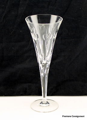 Waterford Crystal Fluted Champagne Millennium Series LOVE toasting