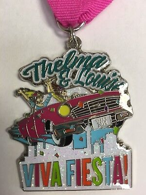 2019 Thelma And Louise Fiesta Medal