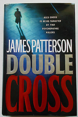 Alex Cross: Double Cross No.13 ( Hardcover,1st Edition ) by James Patterson