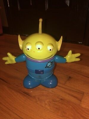 Vintage Disney Pixar Thinkway Dancing Alien Toy Story Star Command