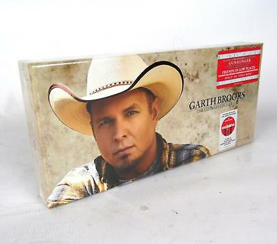 New GARTH BROOKS The Ultimate Collection 10 Disc CD Box Set FACTORY SEALED