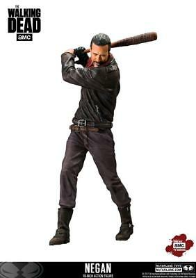 "The Walking Dead Negan 10"" Deluxe Figure"