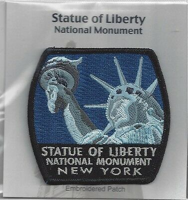 Statue of Liberty National Monument Souvenir New York Patch