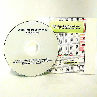 Stock Market Stock Trading Software -Stock Price and Trend Analyzer for Windows