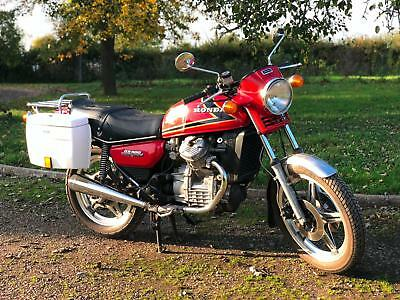 Honda CX500 1979 19172 miles from New