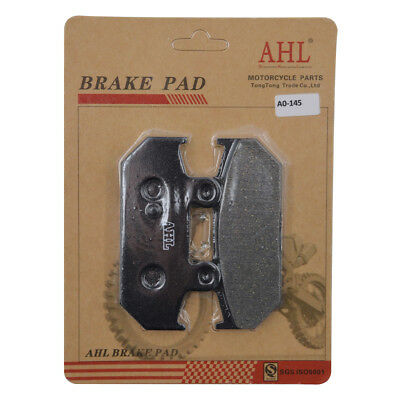 Rear Brake Pads for Suzuki Burgman AN400 07~16 AN650 03~17 AN250 Skyware 07~08