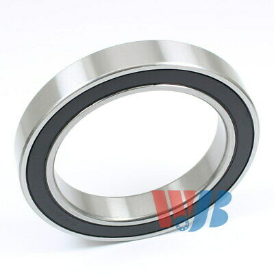 Radial Ball Bearing 6915-2RS With 2 Rubber Seals 75x105x16mm