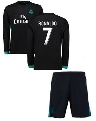 best loved 875c7 809cc ronaldo long sleeve jersey youth