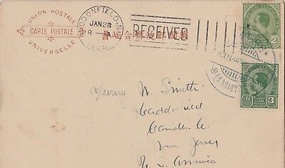 Thailand Bangkok Siam 1904 picture post card