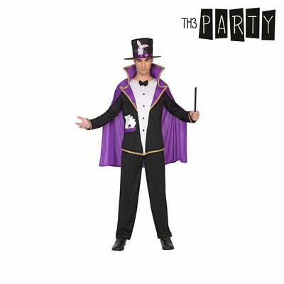 Costume per Adulti Th3 Party Mago S1109886