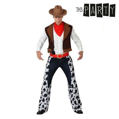 Costume per Adulti Th3 Party Cowboy S1109398