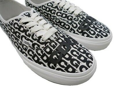 6ed5e0b1bf1191 CDG x Vans Authentic Sneaker Pump Trainer Shoe by Comme des Garçons. Size   UK
