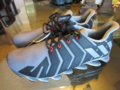 MENS ADIDAS SPRINGBLADE Pro Tennis Shoes Running Size 12 -  60.00 ... 829a390c32b