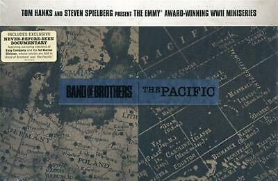 Band of Brothers & Pacific (13 DVD) - Various Artists