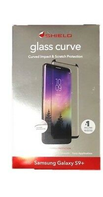 Invisible Shield Glass Curve Screen Protector For Samsung Galaxy S9+ Plus IS8