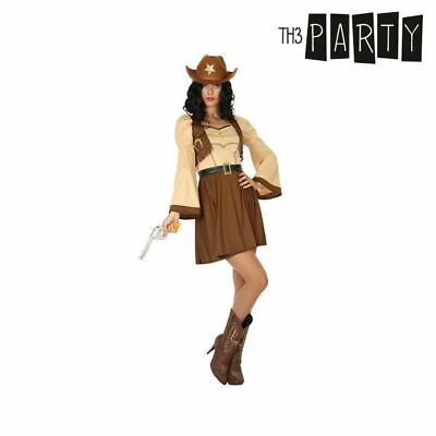 Costume per Adulti Th3 Party Cowboy donna S1110454