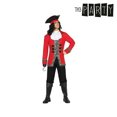Costume per Adulti Th3 Party Pirata uomo S1110151