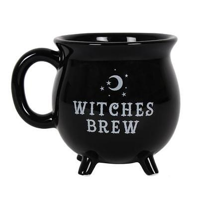 Witches Brew Cauldron Mug - Wiccan - Pagan - Witch Cauldron