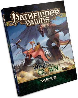 Paizo Pathfinder War for the Crown Box SW