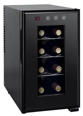 8-bottle Thermo-Electric Slim Wine Cooler with Heating [ID 2278499]