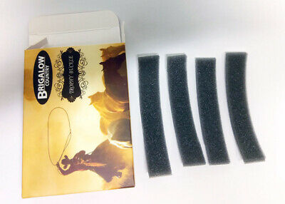 New Adhesive Foam Hat Band Inserts for Resizing - 4 Pieces - HF001Brigalow
