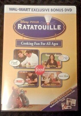Ratatouille Cooking Fun For All Ages DVD