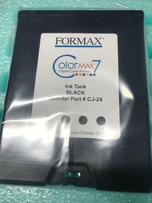 Formax ColorMax Memjet Ink Tank - Black