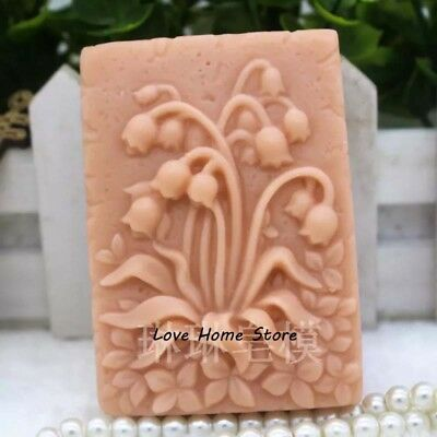 3D DIY Soft Silicone Candle Soap sunflower Making Molds Mould Handmade flower