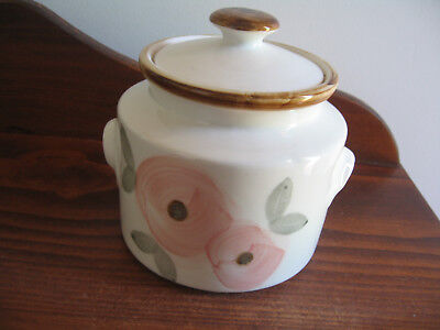 ROBERT GORDON ORCHARD BLOSSOM  JAR / CANISTER with LID EXCON
