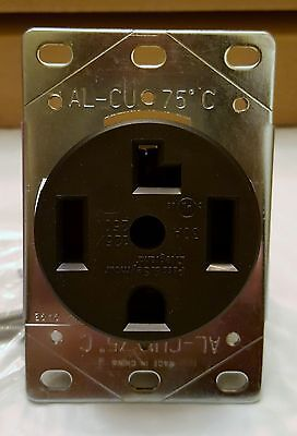 PASS & SEYMOUR Legrand 3864, DRYER RECEPTACLE, 30A, 125/250V,  LOT of 10 NIB